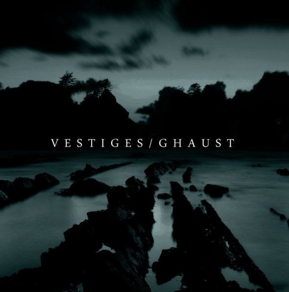 "VESTIGES/GHAUST 12"" Split Gatefold (SOLD OUT)"